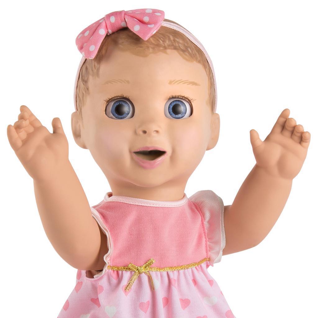 blonde hair luvabella dolls