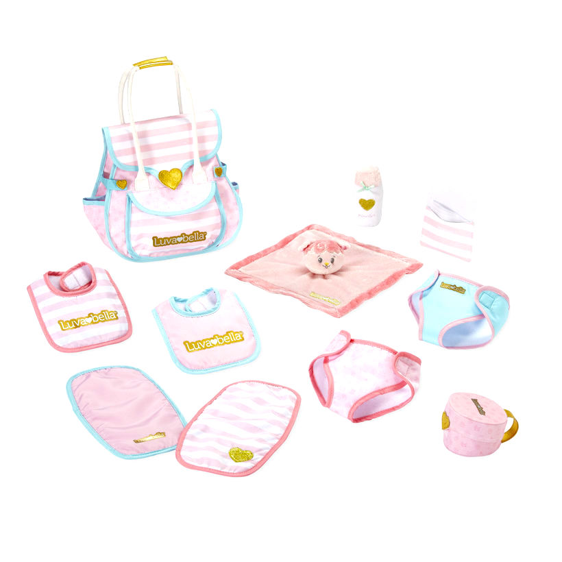 Pacifier /& Diapers For My Baby Alive Doll Accessories Only