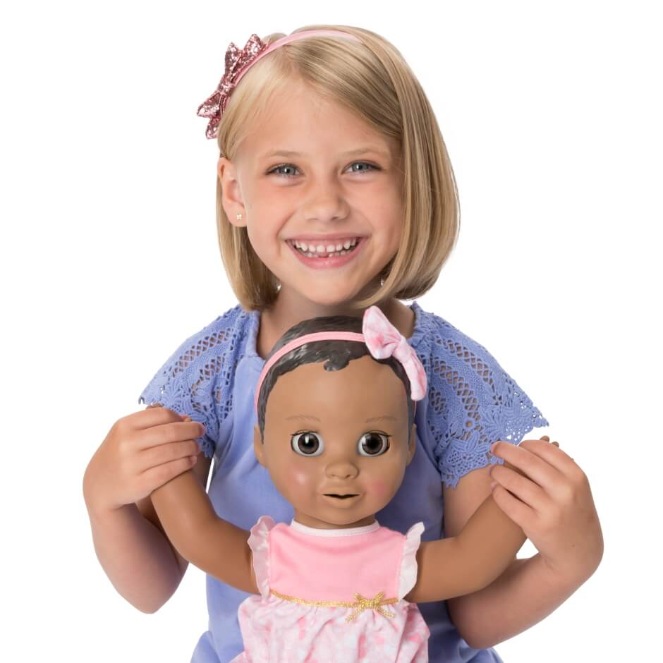 child with luvabella