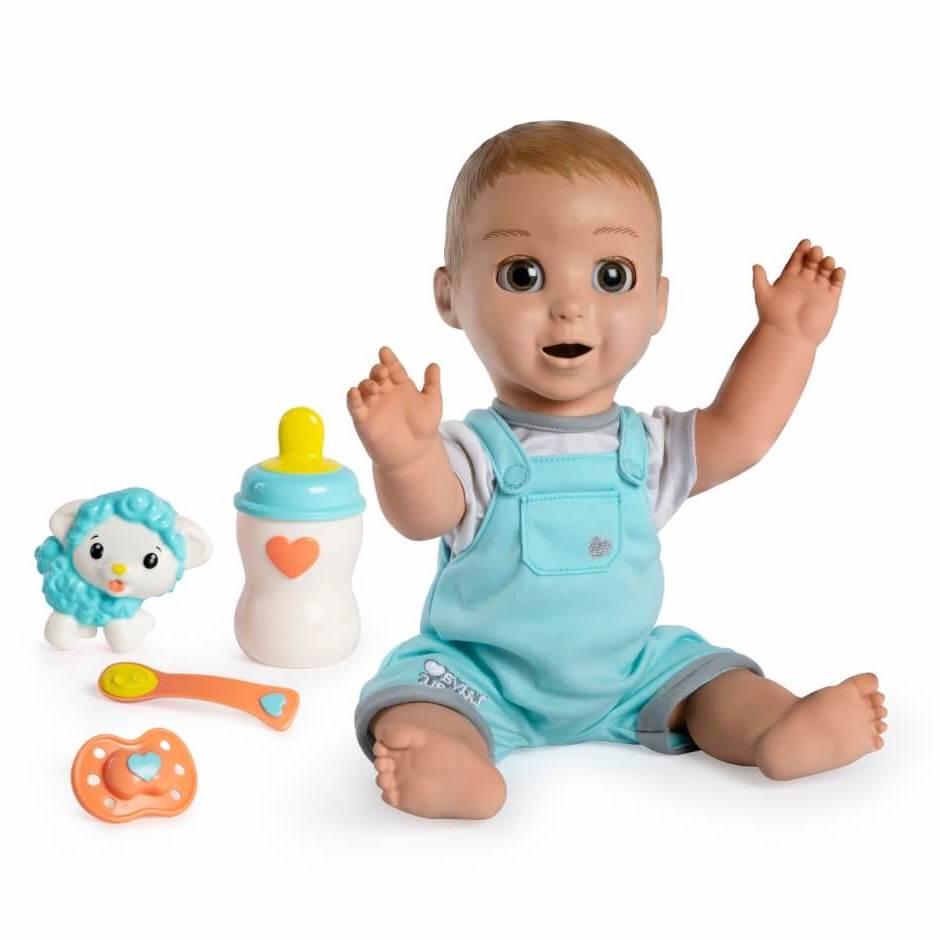 luvabeau boy doll